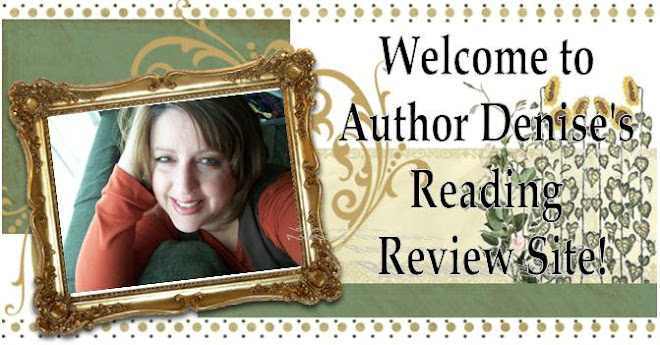 Author Denise's Blog