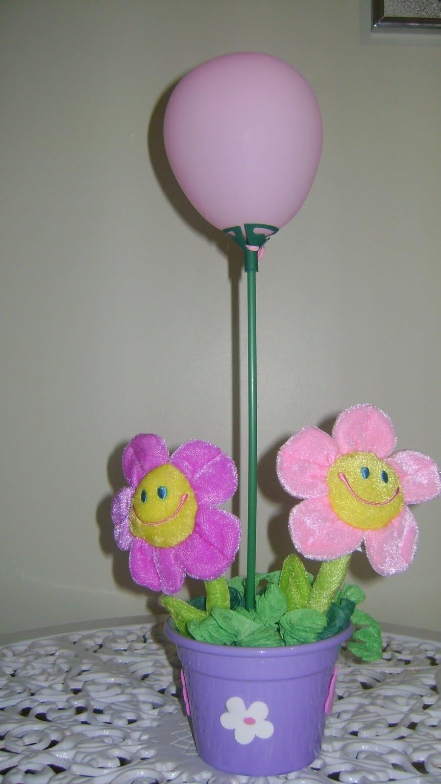 enfeites para festa infantil tema jardim : enfeites para festa infantil tema jardim:Enfeite de mesa – Tema Jardim Encantado/Fifi e os Floriguinhos – R$ 14