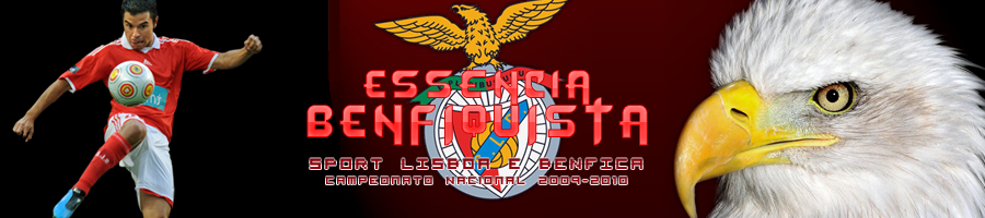 Essencia Benfiquista - Futebol fora dos relvados Desporto 100%