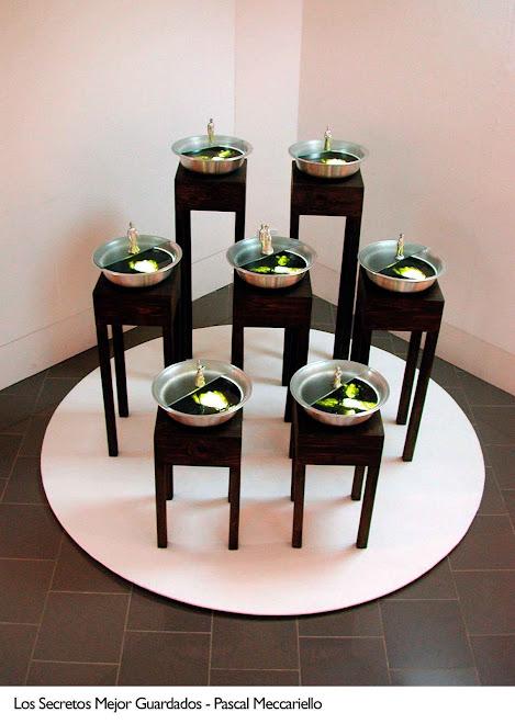 Los Secretos Mejor Guardados,instalación,2002