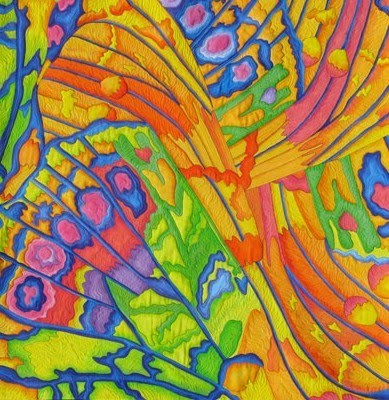 The Art In Science From Thread Cells To Thread Art A