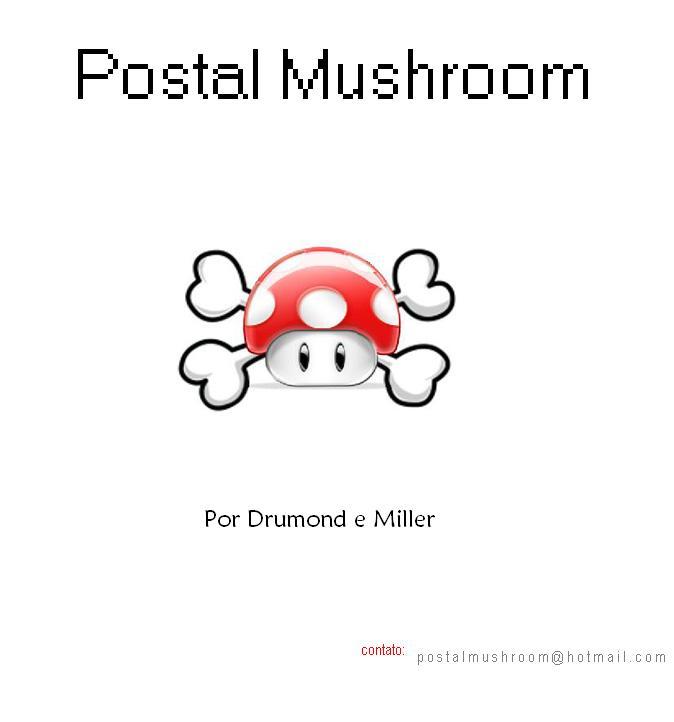 POSTAL MUSHROOM