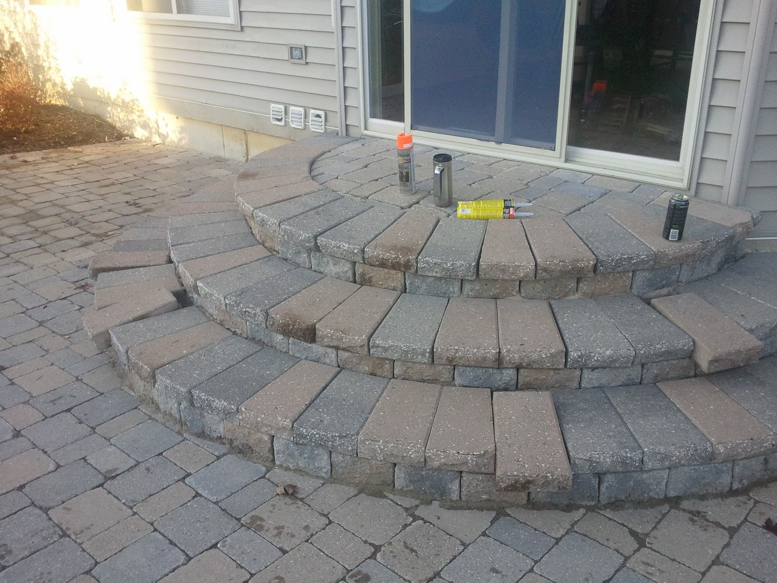 Patio Blocks And Stones : Brick pavers canton plymouth northville ann arbor patio