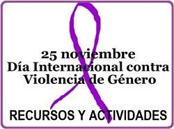 RECURSOS - VIOLENCIA DE GÉNERO