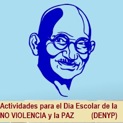 RECURSOS PARA EL DENYP: DIA ESCOLAR DE LA NO VIOLENCIA Y PAZ