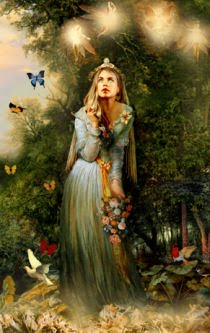 A fairy ...