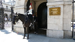 Whitehall Horse Guards