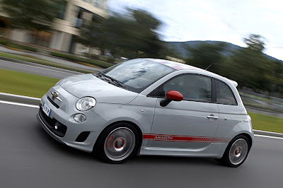 Fiat 500 USA: Abarth Videos :  italian cars italian style green chrysler