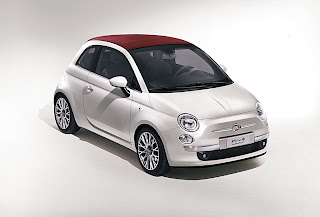 Fiat 500 USA: Some pictures of the new Fiat 500C :  fiat500usa fiat 500c fiat 500 chrysler