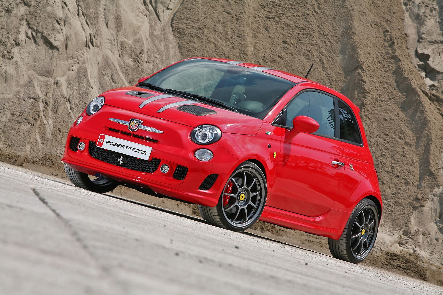fiat500usa tuner report pogea racing gmbh fiat 500 usa. Black Bedroom Furniture Sets. Home Design Ideas