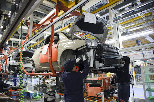 US Fiat 500 Factory