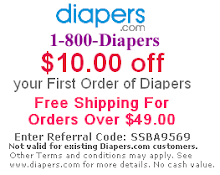 Diapers.com Coupon Code