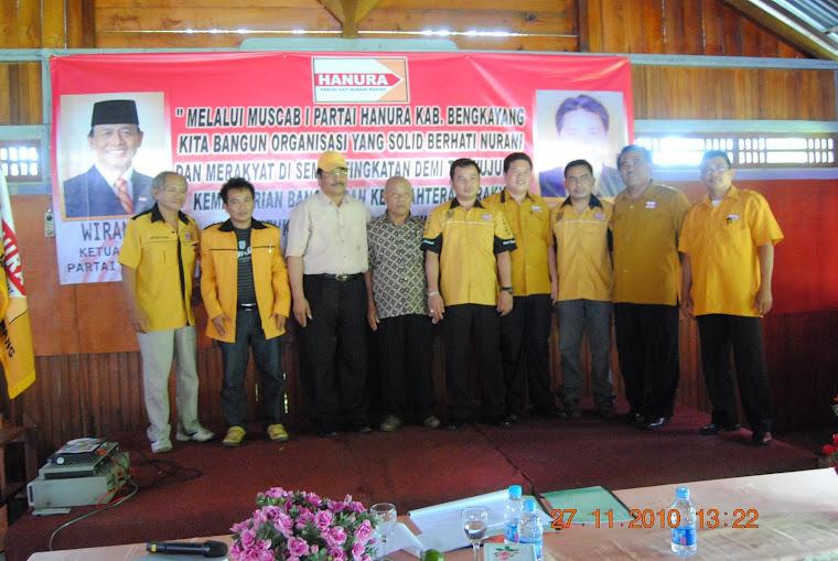 MUSCAB I Partai Hanura di Kabupaten Bengkayang