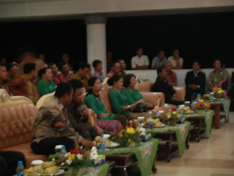 Acarqa Natal Oikumene 2010 Kabupaten Bengkayang