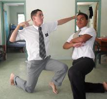 Elder Kiaitonga & Matt