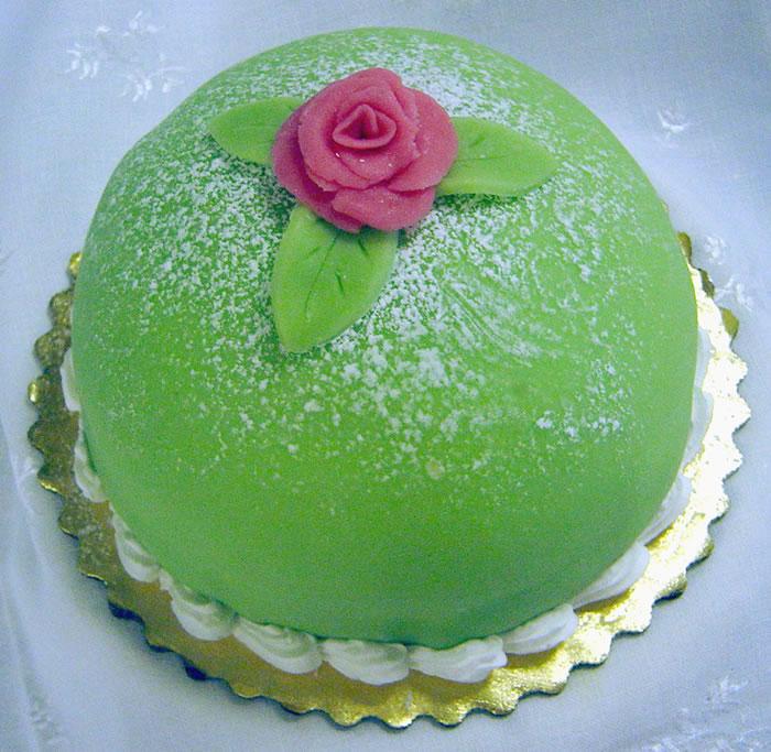 The Wrath And Serenity Swedish Princess Cake
