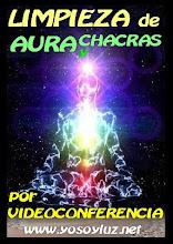 EQUILIBRIO del CAMPO ENERGETICO LIMPIEZA de AURA y CHACRAS on line