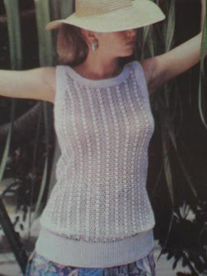 Açıklamalı Yazlık Merserize Bluz Modeli