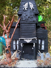 DECORATED YARDS (BASES) TO MOUNT YOUR HAUNTED HOUSE ON ARE ALSO AVAILABLE