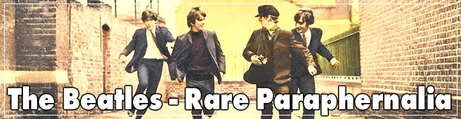 The Beatles - Rare Paraphernalia