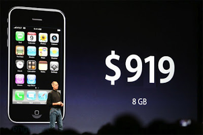 iPhone $919, not $199