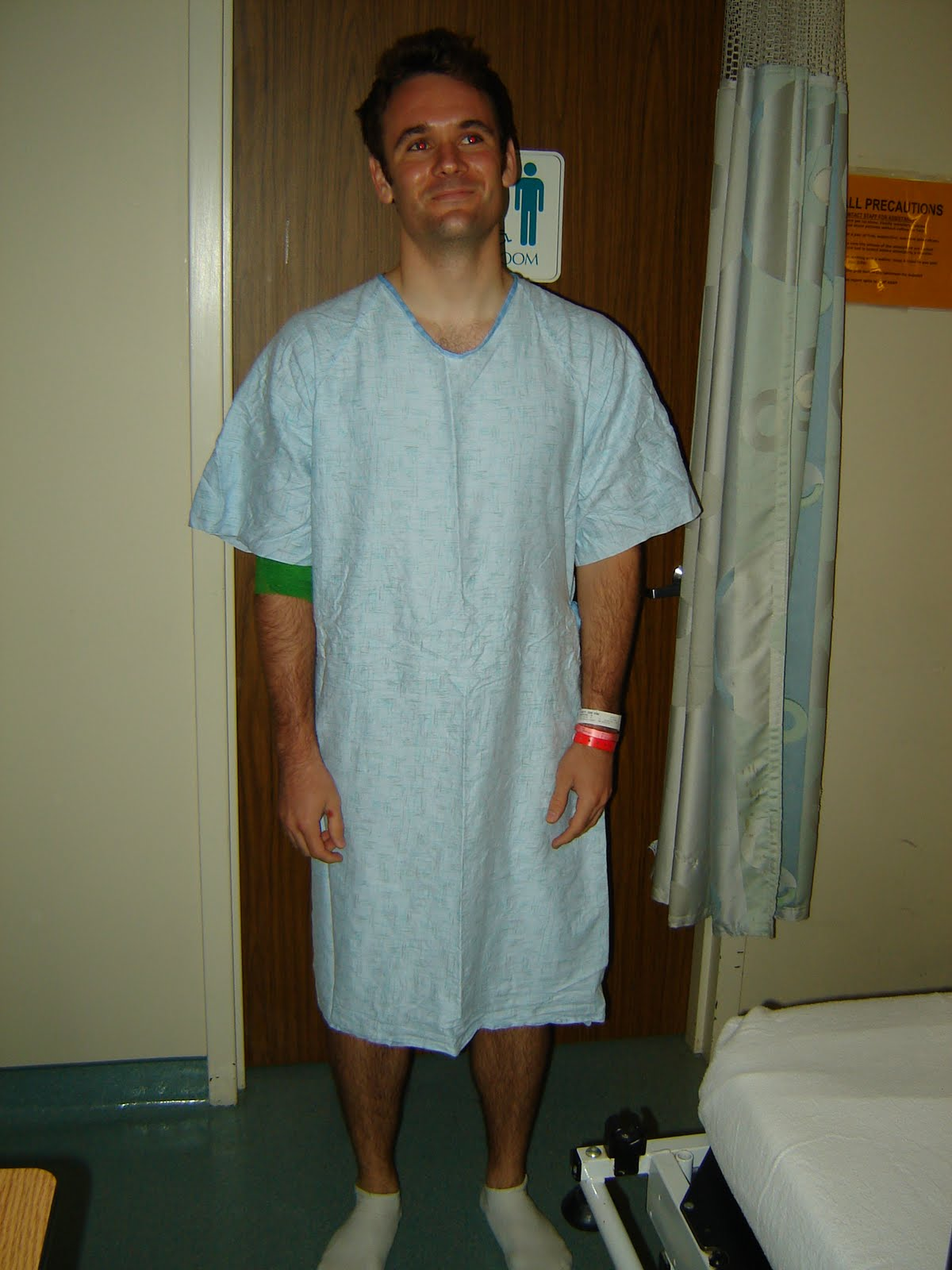 The Sig Life: A Story of Kidneys, Catheters, and Hospital Gowns