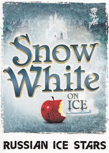 Snow White On Ice Programme good value for 2010 at £4 includes the traditional Snow White tale