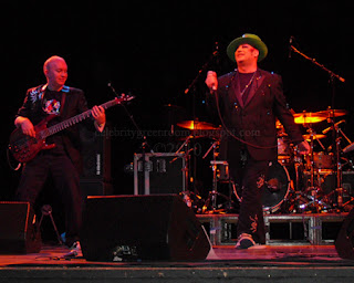 Boy George and Kevan Frost at Eastbourne