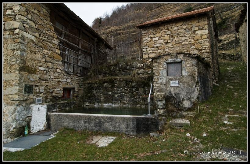 Val Brevenna Casareggio