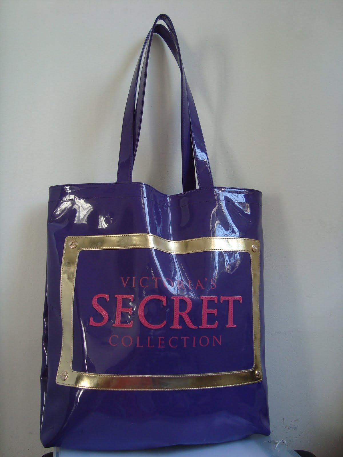 Bolsa Dourada Victoria Secrets : ?rea vendida bolsa victoria s secret