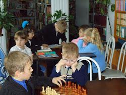 Турнир шахматистов