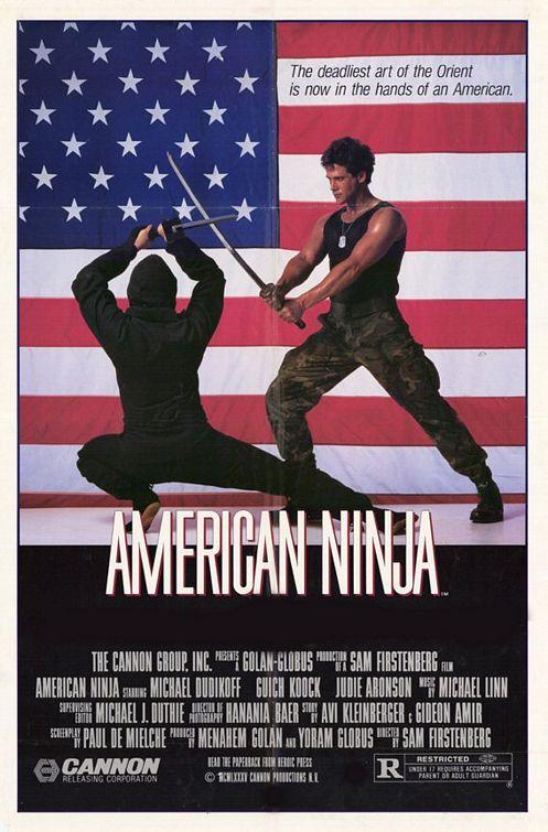 American ninja warrior film location