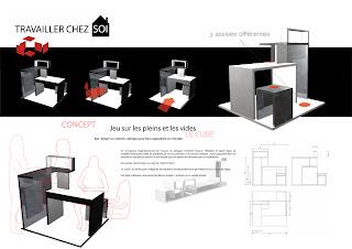 thibault masclet design sujet travailler chez soi. Black Bedroom Furniture Sets. Home Design Ideas