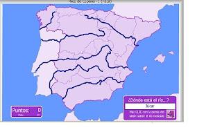 VIVÈNCIES: RIUS D'ESPANYA