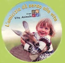 se vuoi dare una mano al Gruppo Vita Animale ... in cambio di un libro...