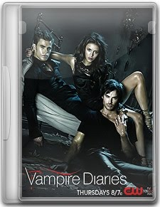 The Vampire Diaries - 1ª Temporada Completa - Dublado
