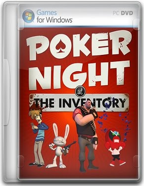 Capa Poker Night At The Inventory   PC (Completo)