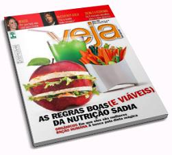 Capa Revista Veja – 24 de Novembro 2010 – Ed. 2192