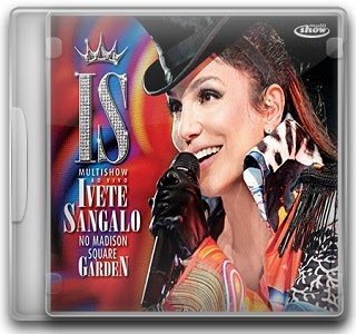 Capa CD Ivete Sangalo no Madison Square Garden