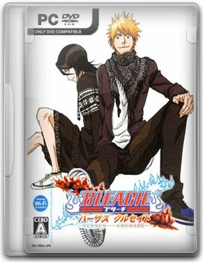 Capa Bleach: Versus Crusade   PC (Completo)