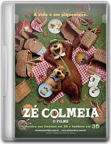 Capa Zé Colméia – O Filme   DVDRip   Dual Áudio
