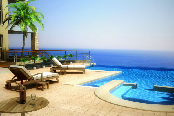 private modern luxurious villas with exotic beach view in 1000 images about beautiful houses on pinterest dream