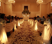 Church wedding decorations wedding decorations church wedding is a traditional way and it needs a very elegant and simple decorations a perfectly planned wedding decoration can enhance the look of the junglespirit Image collections