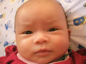 Qhaleesya 1 bulan