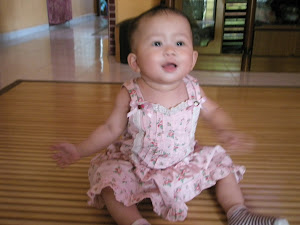 Qhaleesya 8 bulan