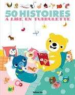 50 histoires  lire en turbulette