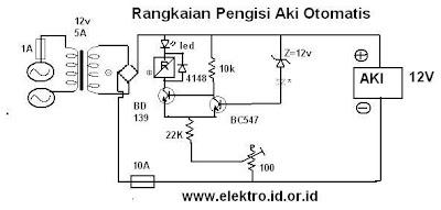 skema elektronika