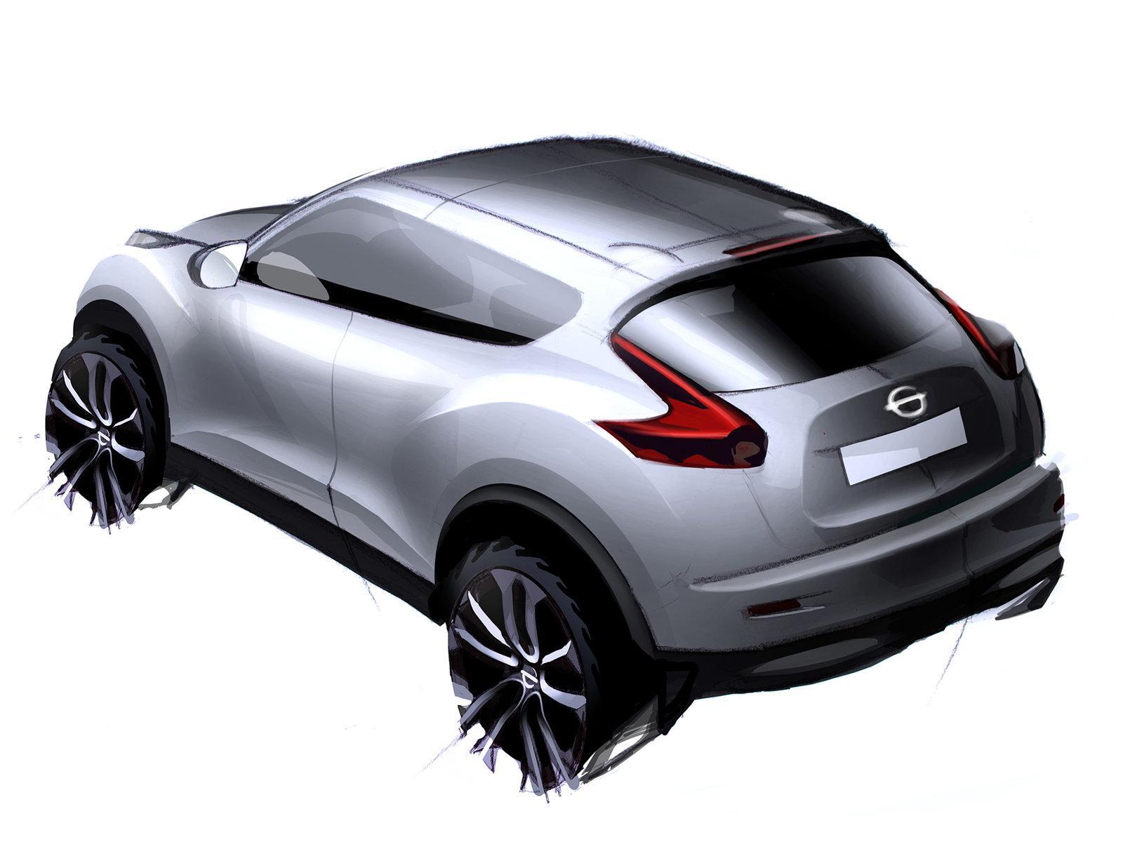 Latest car expensive: Photo Gallery: 2010 Nissan Juke