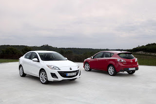 revised diesel engine - obtain in Mazda3 (EU)