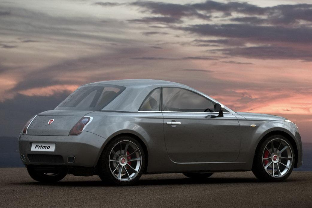Charming Fiat Planning Sports Roadster For 2012